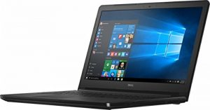 Dell Inspiron Touchscreen Flagship High Performance 15.6″ HD Laptop PC, Intel Core i3-7100U Dual-Core, 6GB DDR4, 1TB HDD, DVD, Stereo Speakers, Bluetooth, WIFI, 10/100 Ethernet, Windows 10