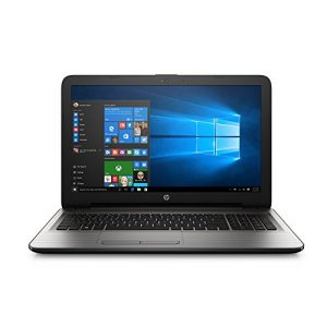 HP Notebook 15-ay011nr 15.6-Inch Laptop (6th Gen Intel Core i5-6200U Processor, 8GB DDR3L SDRAM, 1TB HDD, Windows 10), Silver