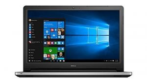 "2017 Dell Inspiron 15.6"" Full HD Touchscreen Signature Premium Flagship laptop, Intel Core i5-6200U, 2.30 GHz, 8GB DDR3L, 1TB HDD, 802.11AC/a/b/g/n, Bluetooth, HDMI, DVD/RW, Win 10 – Silver"