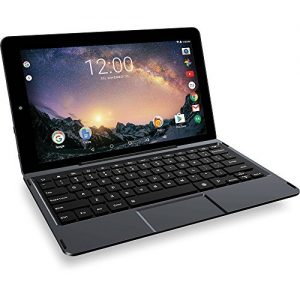 2016 Premium High Performance RCA Galileo Pro 11.5″ 32GB Touchscreen Tablet Computer with Keyboard Case Quad-Core 1.3Ghz Processor 1G Memory 32GB HDD Webcam Wifi Bluetooth Android 6.0-Black