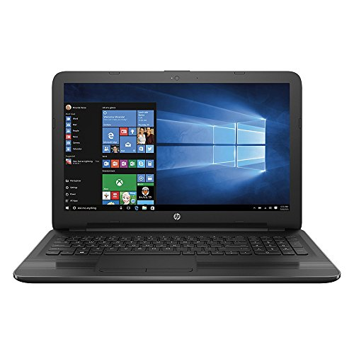 HP 15.6-inch Premium Laptop PC, AMD Quad-Core APU 2.0GHz Processor, 4GB DDR3 RAM, 500GB HDD, Radeon R4 graphics, SuperMulti DVD Burner, HDMI, Windows 10