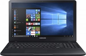 Samsung 15.6″ Performance Premium HD Touchscreen Laptop – Intel Dual-Core i5-7200U Up to 3.1GHz, 8GB DDR4, 1TB HDD, NVIDIA GeForce 920MX, HD Webcam, HDMI, WLAN, Bluetooth, Windows 10 Home