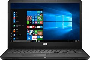 Dell Inspiron Touchscreen 15.6″ HD Laptop PC, Intel Dual Core i3-7100U 2.4GHz, 8GB DDR4, 1TB HDD, DVD +/- RW, MaxxAudio, HDMI, Bluetooth, WIFI, Intel HD Graphics 620, Windows 10