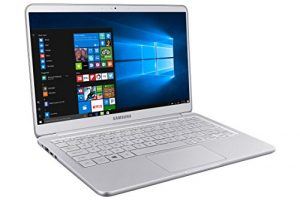 Samsung Notebook 9 NP900X3N-K01US 13.3″ Traditional Laptop (Light Titan)