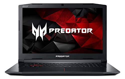 Acer Predator Helios 300 Gaming Laptop, Intel Core i7, GeForce GTX 1060, 17.3