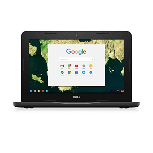 Dell Chromebook 11 3180 D44PV 11.6-Inch Traditional Laptop (Black)