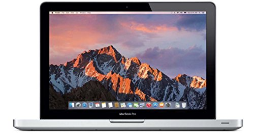 Apple MacBook Pro 13.3-Inch Laptop Intel Core i5 2.5GHz, 4GB DDR3 Memory, 500GB SSHD (Solid State Hybrid) Hard Drive, OS X 10.9 Mavericks, ThunderBolt, USB 3.0, DVD