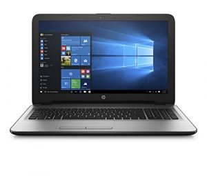 HP 15-ay010nr 15.6″ HD Laptop (Intel Pentium N3710, 4GB RAM, 1TB HDD) with Windows 10