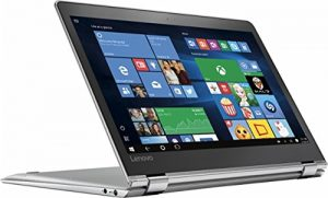 Lenovo Yoga 710 2-in-1 11.6″ Full HD Touchscreen Flagship High Performance Laptop PC | Intel Core i5-7Y54 | 8GB RAM | 128GB SSD| HDMI | Bluetooth | Windows 10 (Silver)