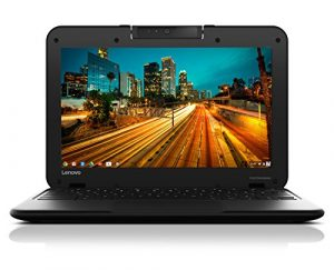 Lenovo N22 80SF001FUS 11.6″ Chromebook (Intel Celeron N3060 Dual-core 1.60 GHz, 4GB RAM, 16GB eMMC, Chrome OS)