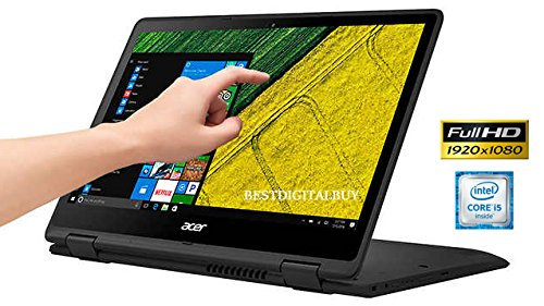 Acer Spin 5 SP513-51 Touch 2-1 Laptop Intel Core i5 up to 3.1GHz 8GB 256GB SSD 13.3