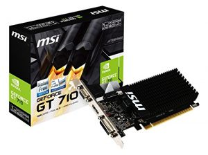 MSI GeForce GT 710 1024MB DDR3