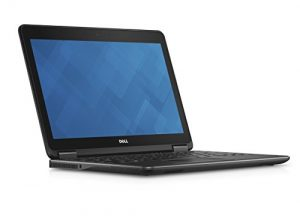 Dell Latitude E7240 (12,5 Zoll Notebook, 31,5 cm, Intel Core-i5 4200U, 2×1,6 GHz, 8 GB RAM, 128 GB SSD, Renew Keyboard, Win 7 Pro 64 Bit) (Zertifiziert und Generalüberholt)