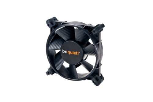 be quiet! BQT T8025-LR-2 Shadow Wings Low-Speed Lüfter 80mm