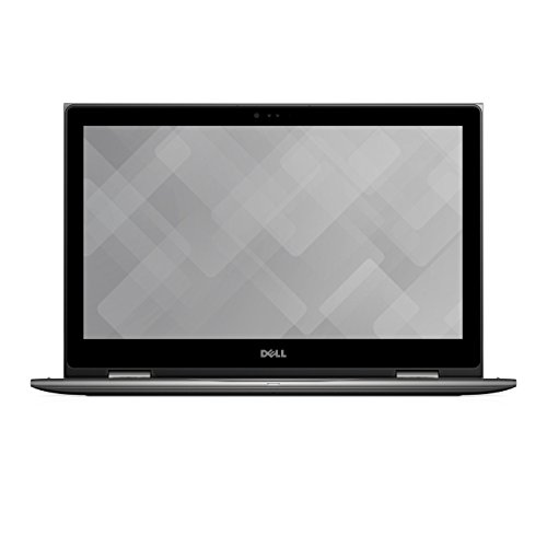 Dell Inspiron 15 5000 5579-9689 39,62 cm (15,6 Zoll FHD Touch) Convertible Notebook (Intel Core i7, 16GB RAM, 512GB SSD, Win10) silber