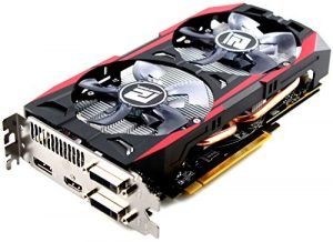 PowerColor AMD Radeon R9 270 PC Grafikkarte (2GB GDDR5, 2x DVI, HDMI, DP) Bulkware