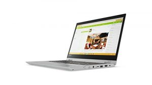 Lenovo 20JH002N ThinkPad Yoga 370 Chromebook (Intel Core i7, 256GB Festplatte, 8GB RAM, Win 10, 33,78 cm (13,3 Zoll)) schwarz