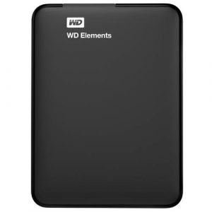 WD Elements Portable, externe Festplatte – 500 GB – USB 3.0 – WDBUZG5000ABK-WESN