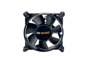 be quiet! BQT T8025-MR-2 Shadow Wings Mid-Speed Lüfter 80mm