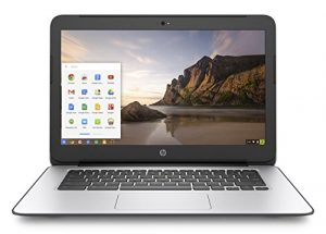 HP ChromeBook14 Intel Celeron N2940 35 6cm 14 0Zoll FHD AG UMA 4GB 32GB/eMMC WLAN BT Chrome64 1J. Ga
