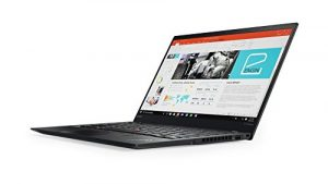Lenovo 20HR0021GE 35,5 cm (14,0 Zoll) ThinkPad X1 Carbon G5 Notebook (Intel Core i5-7200U, 8GB RAM, Intel HD Graphics 620, Win 10 Pro) schwarz