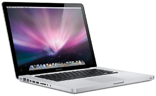 Apple MacBook Pro MC371D/A 39.1 cm (15.4 Zoll) Notebook (Intel Core i5 520M, 2,4 GHz, 4GB RAM, 320GB HDD, NVIDIA GeForce GT 330M, DVD, Mac OS)
