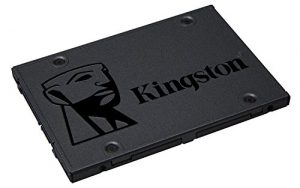 Kingston SSD A400 480GB Solid-State-Drive  (2.5 Zoll, SATA 3)