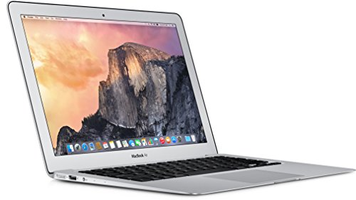 Apple MacBook Air MJVG2D/A 33,8 cm (13,3 Zoll) Notebook (Intel Core i5 5250U, 1,6GHz, 4GB RAM, 256GB HDD, Mac OS) silber