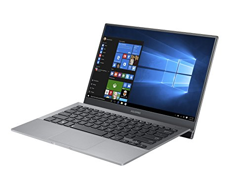 Asus B9440UA-GV9103T 35,56 cm (14 Zoll mattes FHD) Notebook (Intel Core i7-7500, 16GB RAM, 512GB SSD, Intel HD Graphics 620, Win 10 Home Pure Edition) grau