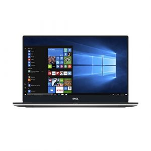 Dell XPS 15 9560 39,6 cm (15,6 Zoll FHD) Notebook, silber