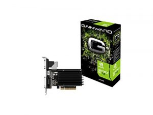 Gainward 3583 Geforce GT 710 PCI-Express-Grafikkarte