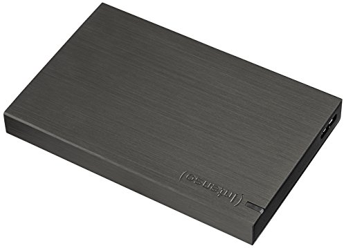 Intenso Memory Board externe Festplatte 1TB (6,4 cm (2,5 Zoll), 5400rpm, 8MB Cache, USB 3.0) anthrazit
