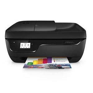 HP OfficeJet 3833 Multifunktionsdrucker (Drucker, Kopierer, Scanner, Fax, WLAN, Airprint) mit 4 Probemonaten Instant Ink inklusive