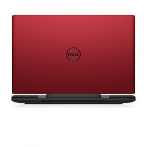 Dell Inspiron 15 7577 39,6 cm (15,6 Zoll FHD) Laptop(Intel Core i7-7700HQ, 1TB HDD + 256GB SSD, NVIDIA GeForce GTX 1060 with 6GB GDDR5, Win 10 Home 64bit German) rot