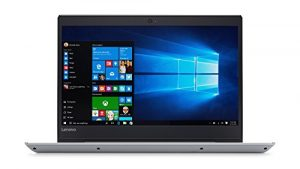Lenovo 80X2006BGE IdeaPad 520s 35,6 cm (14,0 Zoll Full HD IPS matt) Notebook (Intel Core i5-7200U, 8GB RAM, 256GB SSD, Intel HD Grafik 620, Windows 10 Home) grau