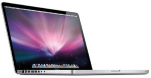 Apple MacBook Pro MC024D/A 43,2 cm (17 Zoll) Laptop (Intel Core i5 540M, 2,53 GHz, 4GB RAM, 500GB HDD, NVIDIA GeForce GT 330M, DVD, Mac OS)