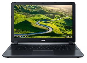 'ACER CHROMEBOOK 15 CB3 – 532-c968 – Intel Celeron n3060 (1.6/2.48GHZ), 2 GB LPDDR3, 16 GB Flash, 39.624 cm (15.6) LED HD, 1366 x 768, Intel HD Graphics 400, 802.11 a/AC/B/G/N, Bluetooth, chrom OS