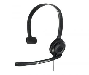 Sennheiser PC 2 Chat Headset, schwarz