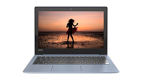 Lenovo IdeaPad 120S 29,5 cm (11,6 Zoll HD TN Antiglare) Slim Notebook (N3350 Dual-Core, 4 GB RAM, 64 GB eMMC, Intel HD Grafik 500, Windows 10 S) Blau