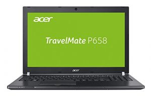 Acer TravelMate P658-M-77NK 39,6 cm (15,6 Zoll Full-HD IPS Matt) Laptop (Intel Core i7-6500U, 8GB RAM, 512GB SSD, 1000GB HDD, Intel HD, Win 10 Pro) Schwarz
