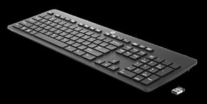 HP Wireless (Link-5) Keyboard (DE)
