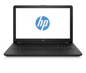 HP 15-bs063ng (15,6 Zoll / HD) Laptop (Intel Pentium N3710, 256GB SSD, 8GB RAM, Intel HD Grafik, DVD-RW, Windows 10 Home) Schwarz