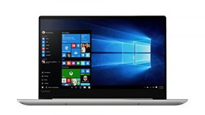 Lenovo IdeaPad 710 Plus 33,8 cm (13,3 Zoll Full HD IPS matt) Laptop (Intel Core i7-7500U, 8GB RAM, 256GB SSD, Nvidia GeForce 940MX 22GB, Windows 10 Home) silber