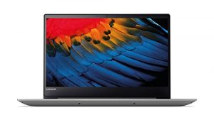 Lenovo IdeaPad 720 39,6 cm (15,6 Zoll Full HD IPS matt) Notebook (Intel Core i5-7200U, 8GB RAM, 1TB HDD, 256GB SSD, AMD Radeon RX 560 2GB, Windows 10 Home) grau