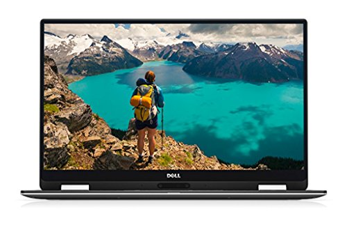 Dell XPS 13 9365 33,8 cm (13,3 Zoll FHD) Convertible Laptop(Intel Core i7-7Y75 , 256GB SSD, Intel HD Graphics 615, Touchscreen, Win 10 Home 64bit German) Silber