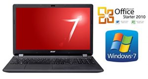 NOTEBOOK ACER E5-511 ~ 500GB ~ 8GB RAM ~ WINDOWS 7 PROF. ~ WEBCAM ~ 300MBit W-Lan (8GB RAM – 500GB HDD)