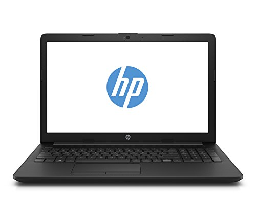 HP 15-db0200ng (15,6 Zoll Full-HD) Notebook (AMD Ryzen 3 2200U, 1TB HDD, 128GB SSD, 8GB RAM, AMD Radeon Vega, Windows 10 Home 64) schwarz DF
