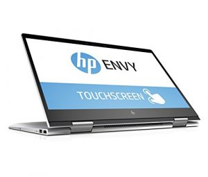 HP ENVY x360 15-bp104ng 39,6 cm (15,6 Zoll Full HD IPS Touchdisplay) Convertible Laptop (Intel Core i7-8550U, 8GB RAM, 1TB HDD, 256GB SSD, Nvidia GeForce MX150 4GB, Windows 10 Home) silber