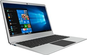 TrekStor Primebook P14 Laptop (35,81 cm (14,1 Zoll) Full HD Display, Intel Pentium N4200, 64GB interne HDD + 128GB SSD, 4GB RAM, Win 10 Home) silber