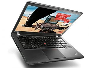 Lenovo ThinkPad T440s | Intel i7 | 2.1 GHz | 1920×1080 IPS TOUCHSCREEN | 8 GB | 480 GB SSD | Web Cam | 14 Zoll | Windows 10 | Zertifiziert und Generalüberholt | XMN